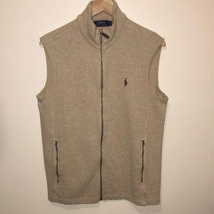 🆕 Polo classic cotton sweater vest